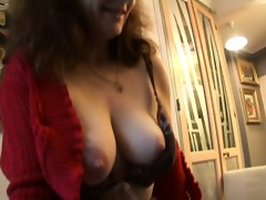 french aged celine anal drilled