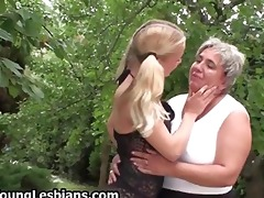 concupiscent older wifes seducing a cute part6