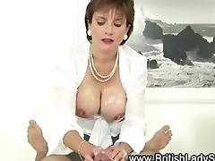 naughty older brit breasty lady sonia