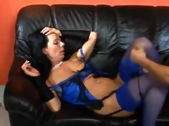 older playgirl copulates and sucks then swallows