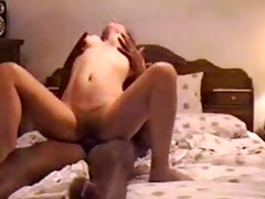 dirty talking white wife humiliates cuckold