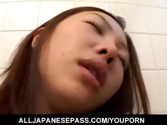 arisa sugano is a hawt milf in hawt lingerie that