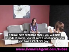 femaleagent. specie talks
