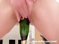 extreme slut bonks a monster sex-toy and