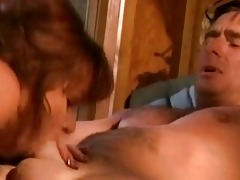 lewd wife engulfing and fucking her spouse