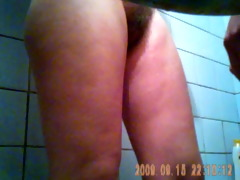 wife in shower