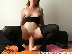 humongous sex tool fuck and fisting slut