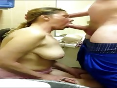 wife engulf penis and deepthroat