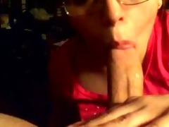 the wife engulfing dick