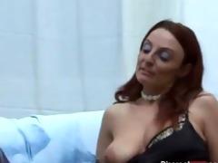 breasty redhead italian mother e192