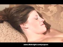 boyfriend films her barebacking