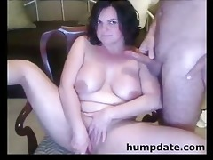 cunt toying and schlong engulfing mother i with