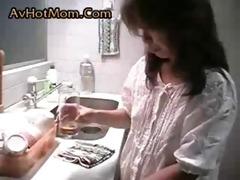 japanese boyfriend fuck gf mamma