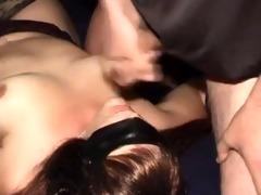 non-professional wife bukkake