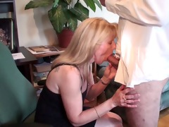 carol cox - pleasure fan facial