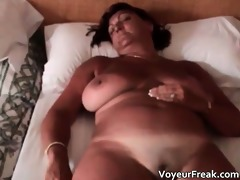 hot large boobed nasty chunky milf slut
