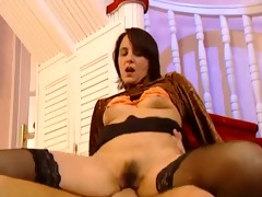 germa wife gets slutty with her sons ally