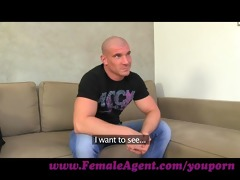 femaleagent. very sexually excited and orgasms
