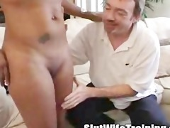 anal intervention session