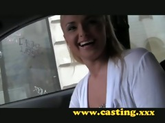 casting- russian anal hotty slips it is in with