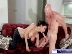 breasty sexy mom love hardcore sex on cam clip-45
