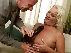wicked granny getting anal screwed