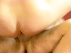 slutty sexually excited grandma receives a double