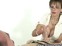 breasty slavery loving floozy