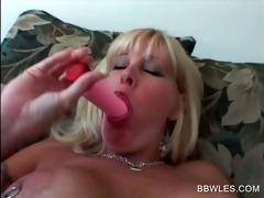 hawt lesbian scene with big beautiful woman