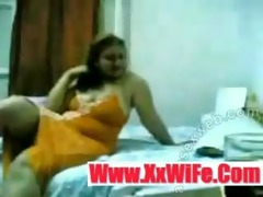 older bbwÂ's intimate arabic sex tape