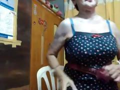 granny asian on livecam