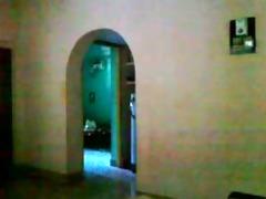hidden livecam of my mommy walking after washroom