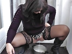 the pissing doxy wife