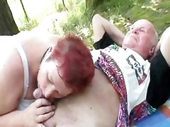 dark brown receives slutty for old knob and