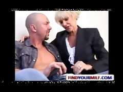 older mrs.lott seducing juvenile chap