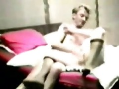 pervert granny drilled by younger guy. true