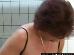 orgasm 95 years alice in public restroom