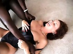 ravishing aged dilettante housewife interracial