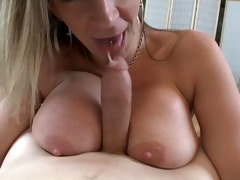 older blond d like to fuck crazy to engulf her