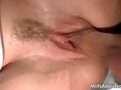 lustful golden-haired mother i acquires drilled