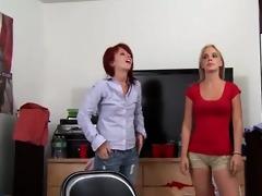 youthful ambisextrous angels gag penis