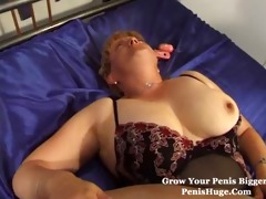 granny can fuck and engulf