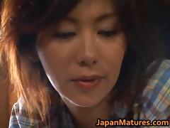 chisato shouda pleasing aged oriental sweetheart