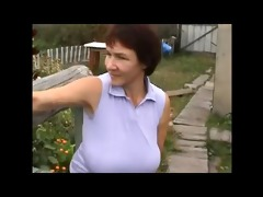 margo showing her saggy boobs bvr