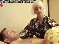 belle-mere et fils - video francais step mother