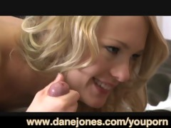 danejones juvenile golden-haired has her flawless