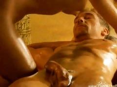 erotic golden mother i massage