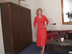 wife finds him fucking her old mamma and receives
