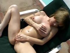 lesbo bukkake 2 - scene 1