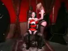 nylons and spanking